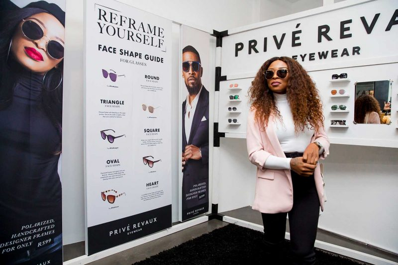 Prive Revaux Pop-Up Shop